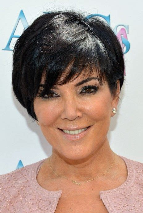 kris jenner hair colour kris jenner hairstyle for women over 50 hair color