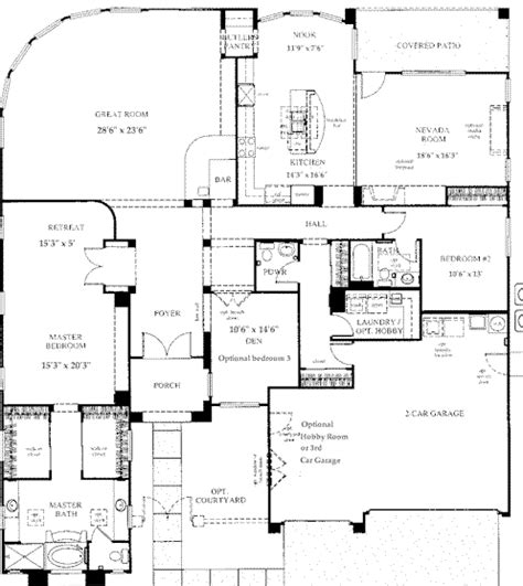 sun city anthem floor plans anthem