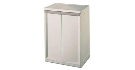 sterilite heavy duty adjustable 2 shelf base cabinets