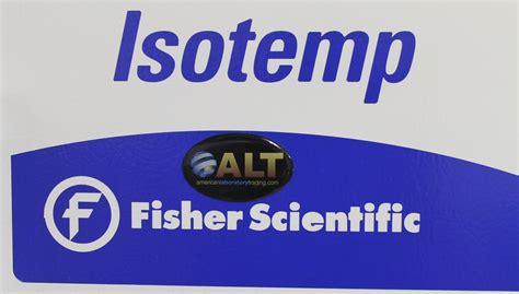 Refurbished Fisher Scientific Isotemp General-Purpose Freezer