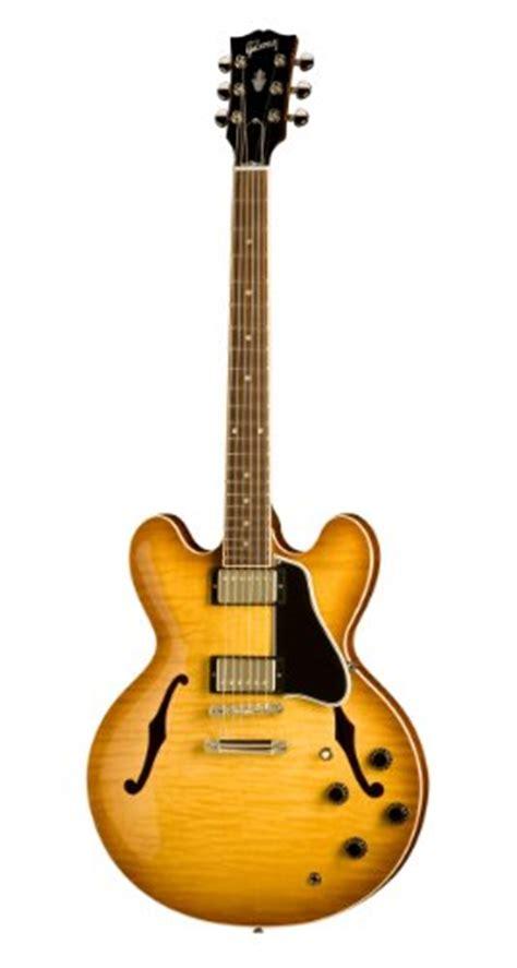 Handmade Electric Guitars For Sale - gibson custom es 335 dot electric guitar light burst