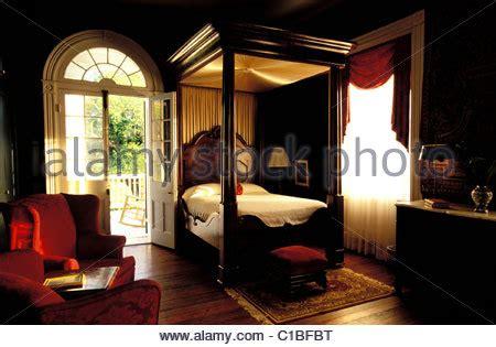 bed and breakfast lafayette la united states louisiana lafayette chretien point plantation 1831 stock photo
