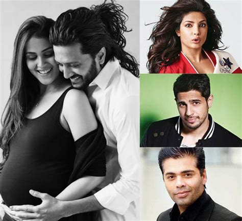 priyanka chopra baby daddy riteish turns daddy for the second time and priyanka