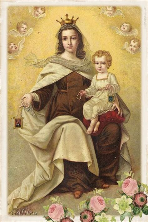 imagenes religiosas galilea im 225 genes religiosas de galilea virgen del carmen