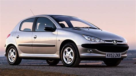 car peugeot 206 europe 2003 peugeot 206 most popular golf down to 2