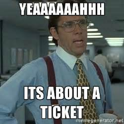 Office Space Meme Creator - yeaaaaaahhh its about a ticket office space boss meme