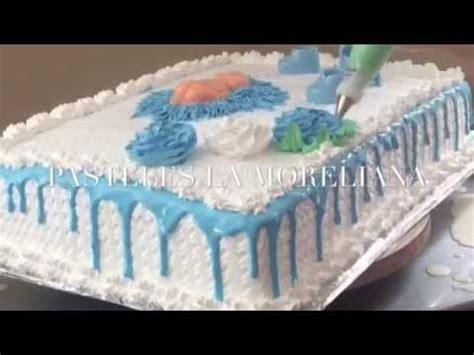 decoracion de pasteles baby shower decoracion sencilla baby showers youtube