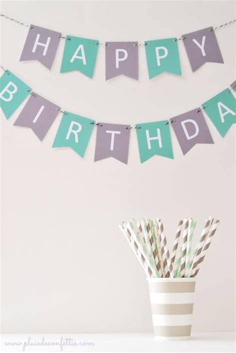 Bunting Flag Happy Birthday Banner Hbd Karakter Pony guirnaldas feliz cumplea 241 os buscar con garland birthdays banners and
