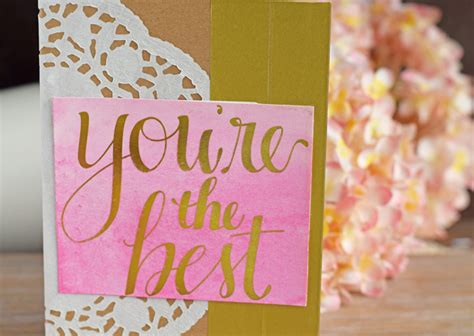 diy mothers day cards diy mother s day card