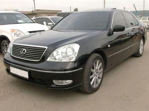 Gas Ls For Sale by 2002 Lexus Ls430 Pictures 4300cc Gasoline Automatic For Sale