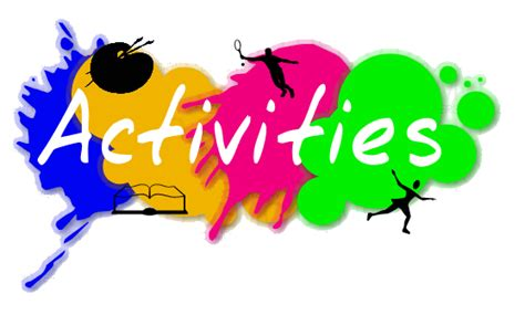 activity for activities