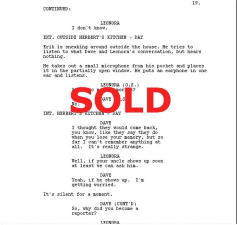 5 expert tips on how to sell a screenplay the simple way