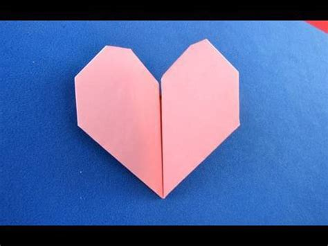How To Make A Origami Beating - cuore pulsante origami beating 折り紙 折纸