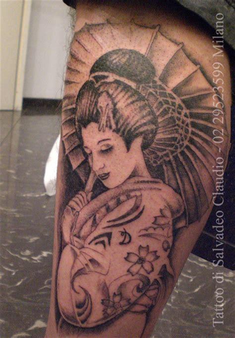 tattoo geisha giapponese tattoo giapponese by claudio tattoo