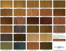 oak floor stain color chart oak floor stain colors images