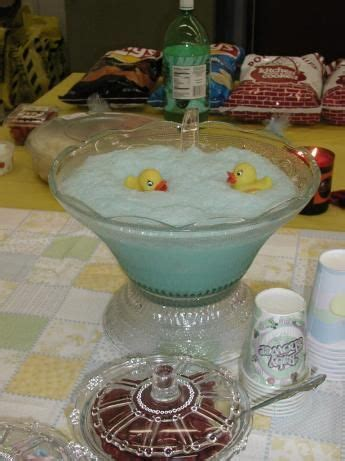 Blue Punch Recipes For Baby Shower by Baby Shower Blue Cloud Punch Recipe Baby Shower Punch Mix And White Cranberry Juice