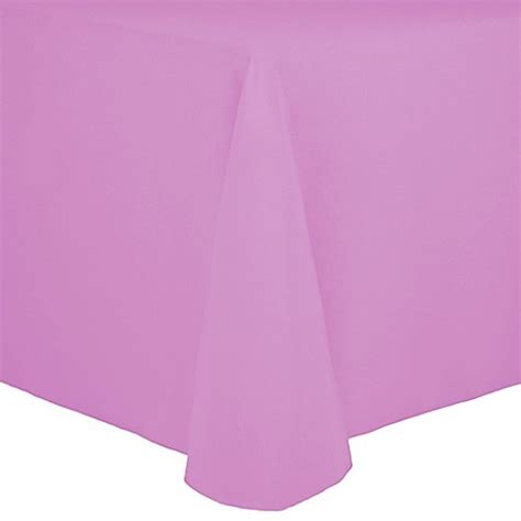 light pink 120 tablecloth buy spun polyester 60 inch x 120 inch oblong tablecloth in