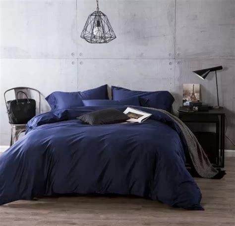 achetez en gros marine bleu couvre lit en ligne 224 des