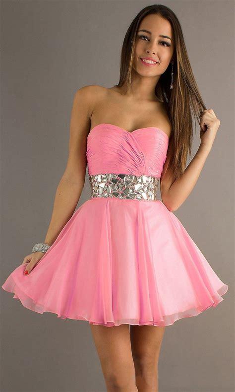 vestidos de xv rosados aquimodacom vestidos de boda vestidos 30 vestidos color rosa largos y cortos para fiestas