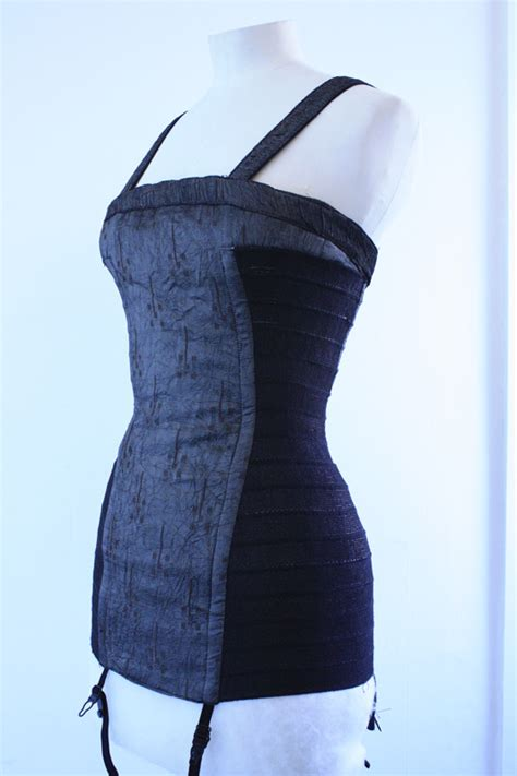1920?s inspired corset @ Janet Comber ? Time Tailor