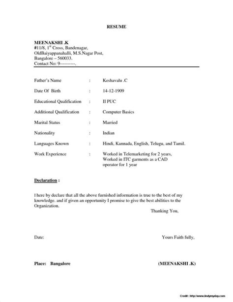 normal resume format in word resume resume exles 9rgnqjdaxb