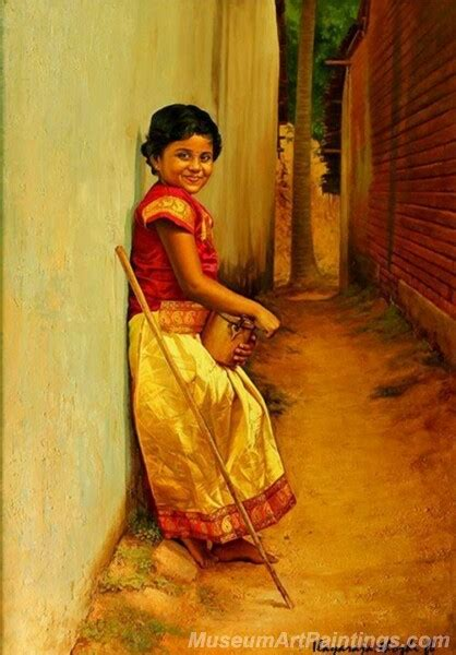 biography of indian artist countryside countryside paintings for sale