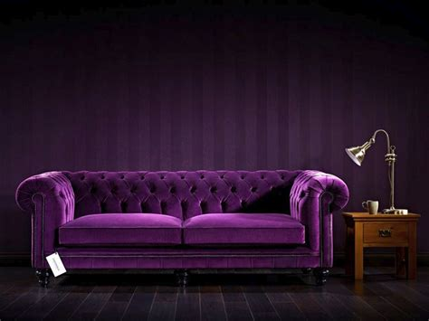 purple tufted sofa tufted purple sofa maxwells tacoma purple sofa