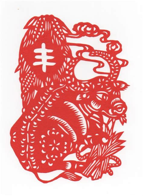 new year of the ox meaning papercut year of the ox i m a water ox my