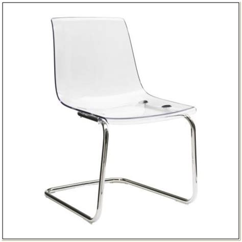 clear plastic dining chairs ikea clear desk chair ikea chairs home decorating ideas