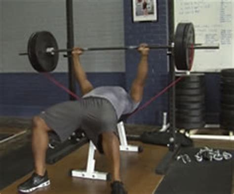 bench press with resistance band powerlifting bands