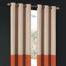 orange and beige curtains pinterest the world s catalog of ideas