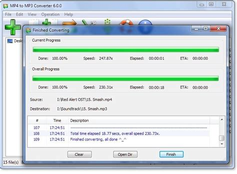download mp3 converter screenshot review downloads of freeware mp4 to mp3 converter
