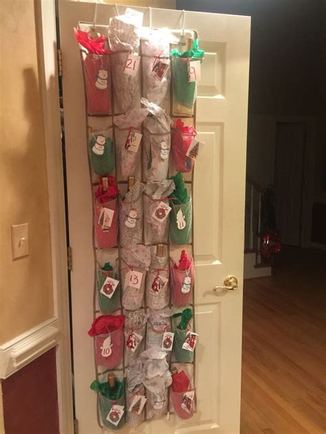 Inexpensive Advent Calendar Gifts Wine Advent Calendar Inexpensive And Easy To Make 24