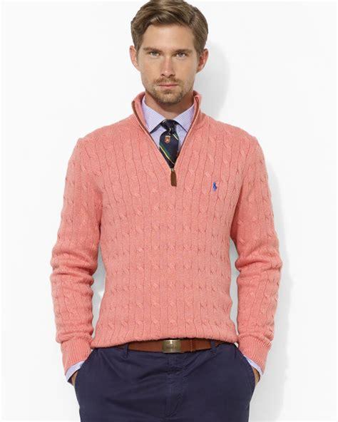 Sweater Polo Ralph ralph half zip sweater dr e horn gmbh dr e