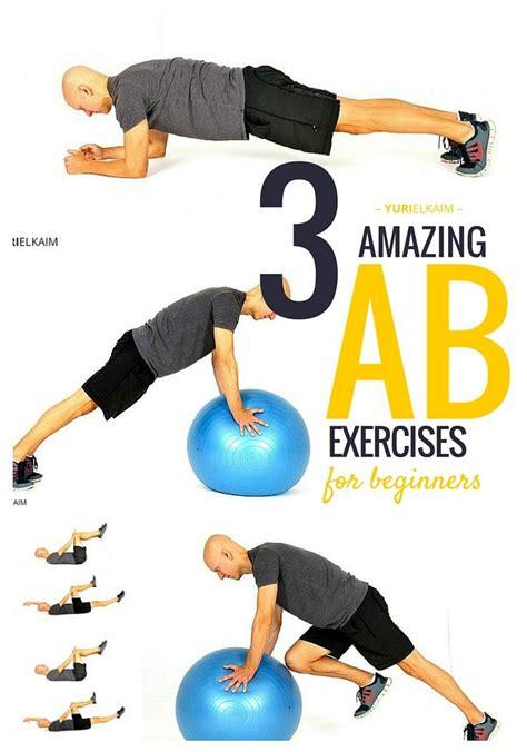 amazing ab exercises  beginners