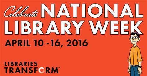 National Backyard Week 2016 Thunderclap National Library Week 2016