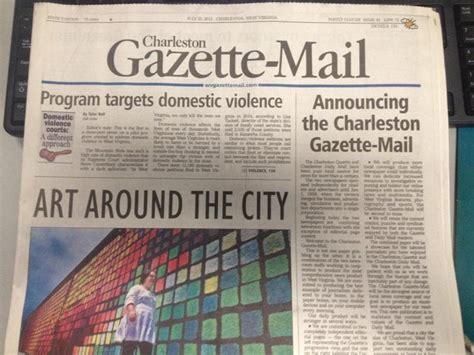 the charleston gazette gazette mail staff size to drop after post merger