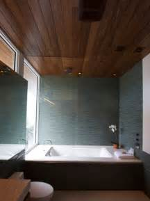 Bathroom Ceiling Ideas Stylish Decors Featuring Warm Rustic Beautiful Wood Ceilings