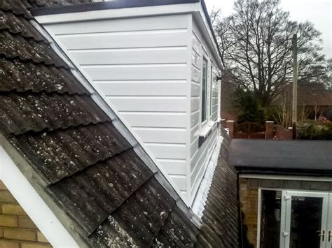 Shiplap Pvc Cladding Exterior by Anglia Roofline Upvc Cladding Replacement Solves Your