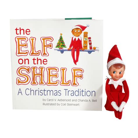 On The Shelf Family Tradition by Building Family Traditions A About The On The