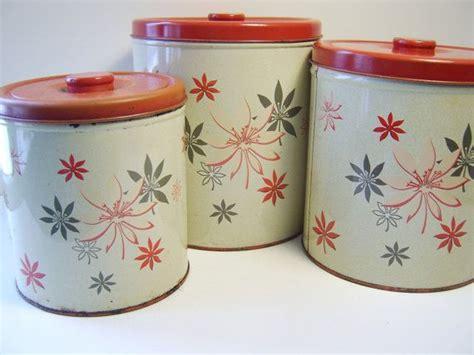 pink kitchen canister set ca 1950 s fabfindsblog 308 best canisters stove top range sets images on