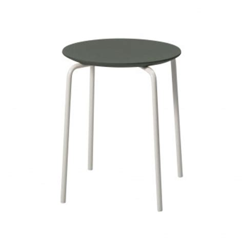 Cat Green Stool by Wrong For Hay Colonel