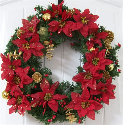holiday wreath christmas wreath upcycle simply sweet home