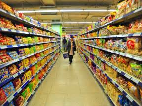 Grocery Store where are the brands business insider