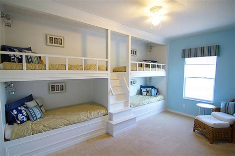 bunk beds built in the wall built in bunk beds by brianarice lumberjocks