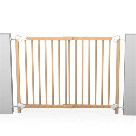 Barriere De Securite Extensible 1895 by Ateliers T4 Barri 232 Re Amovible Et Portilon 70 107 Cm