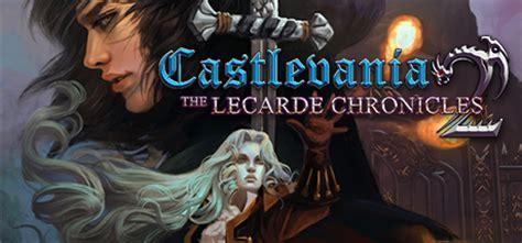 the steam chronicles castlevania the lecarde chronicles 2 jinx s steam grid