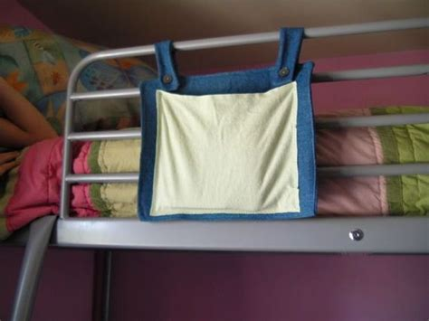 Bunk Bed Storage Pockets Cool Diy Back To School Projects
