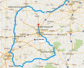 Helltown Ohio Map by Road Trip Through Ohio S Ghost Towns