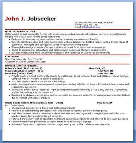 cocktail waitress cover letter sample waitress job description